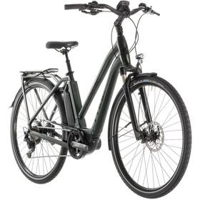 Cube Town Sport Hybrid EXC 500 - Vélo de ville électrique - Trapez vert